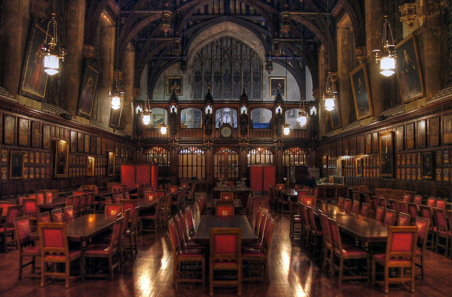 Lincoln Inn Great Hall
